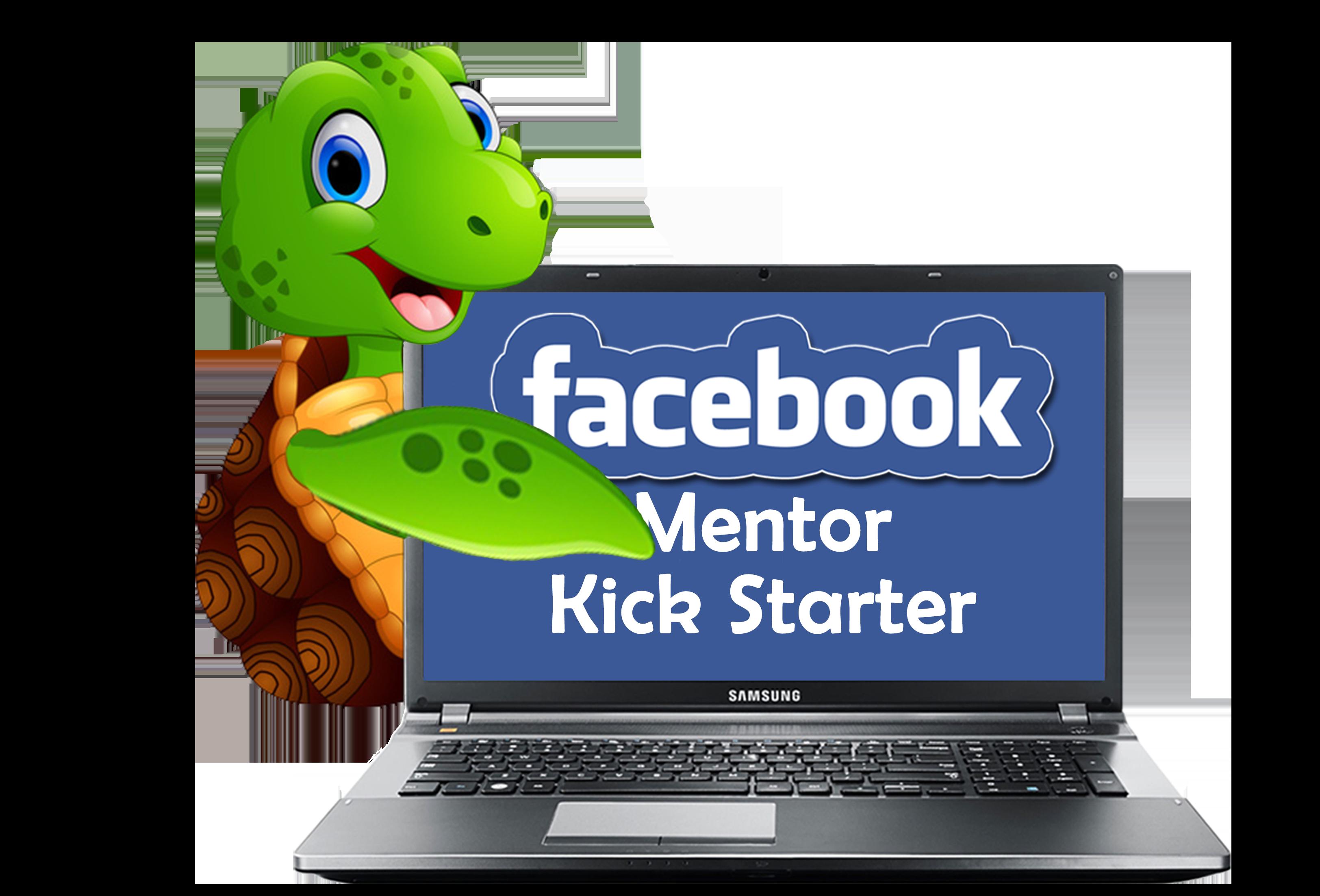 Facebook Mentor Kick Starter